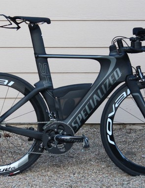 The Specialized Shiv Pro - fast?