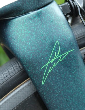 The Manx Missile is doing a signature line of CVNDSH softgoods with Specialized as well
