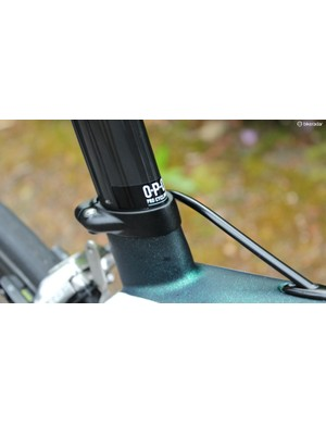 Omega Pharma upgrades the standard electrical-tape height marking