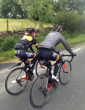 Wiggle Honda did a great job on the front