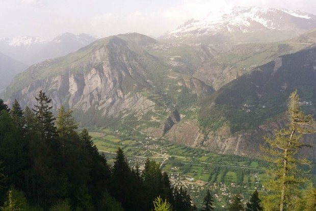 L'Alpe d'Huez, the climb that has been the platform for so many Tour winners