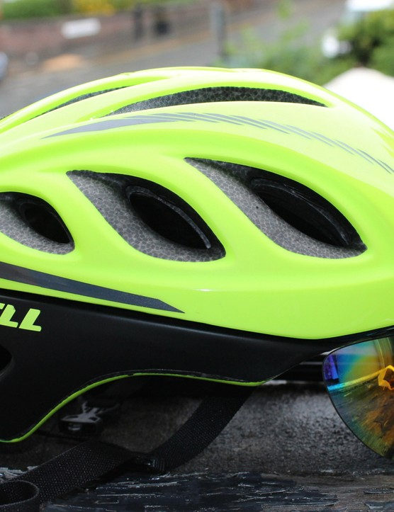 Two hi-vis options will be available in October