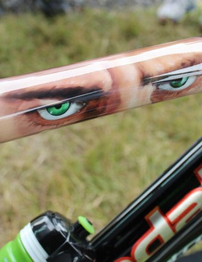 Eyes on the prize - Peter Sagan's Wolverine-themed SuperSix Evo