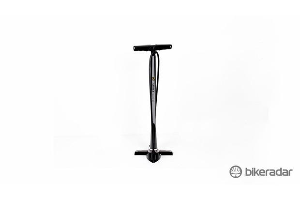 A floor pump (aka track pump) is an item any regular cyclist should own