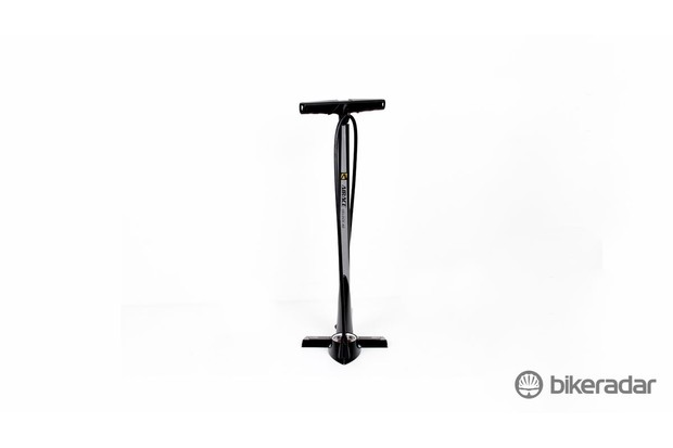 A floor pump (aka track pump) is an item any regular cyclist should own