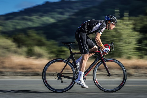 Fuji joins the aero road bike party with its all-new Transonic
