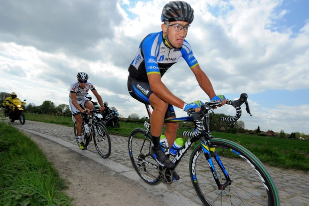 Train intensively using this program to improve your cycling
