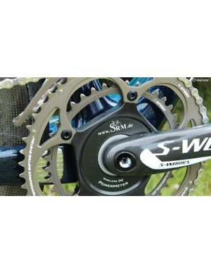 Three in one: Campagnolo, S-Works and SRM