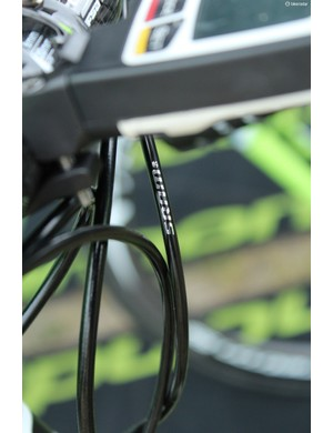 SRAM still has a line on Gore cable lining for certain partners