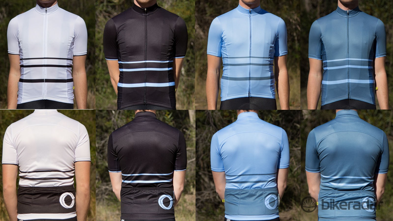 The Full Gas Pro jersey comes in four colours