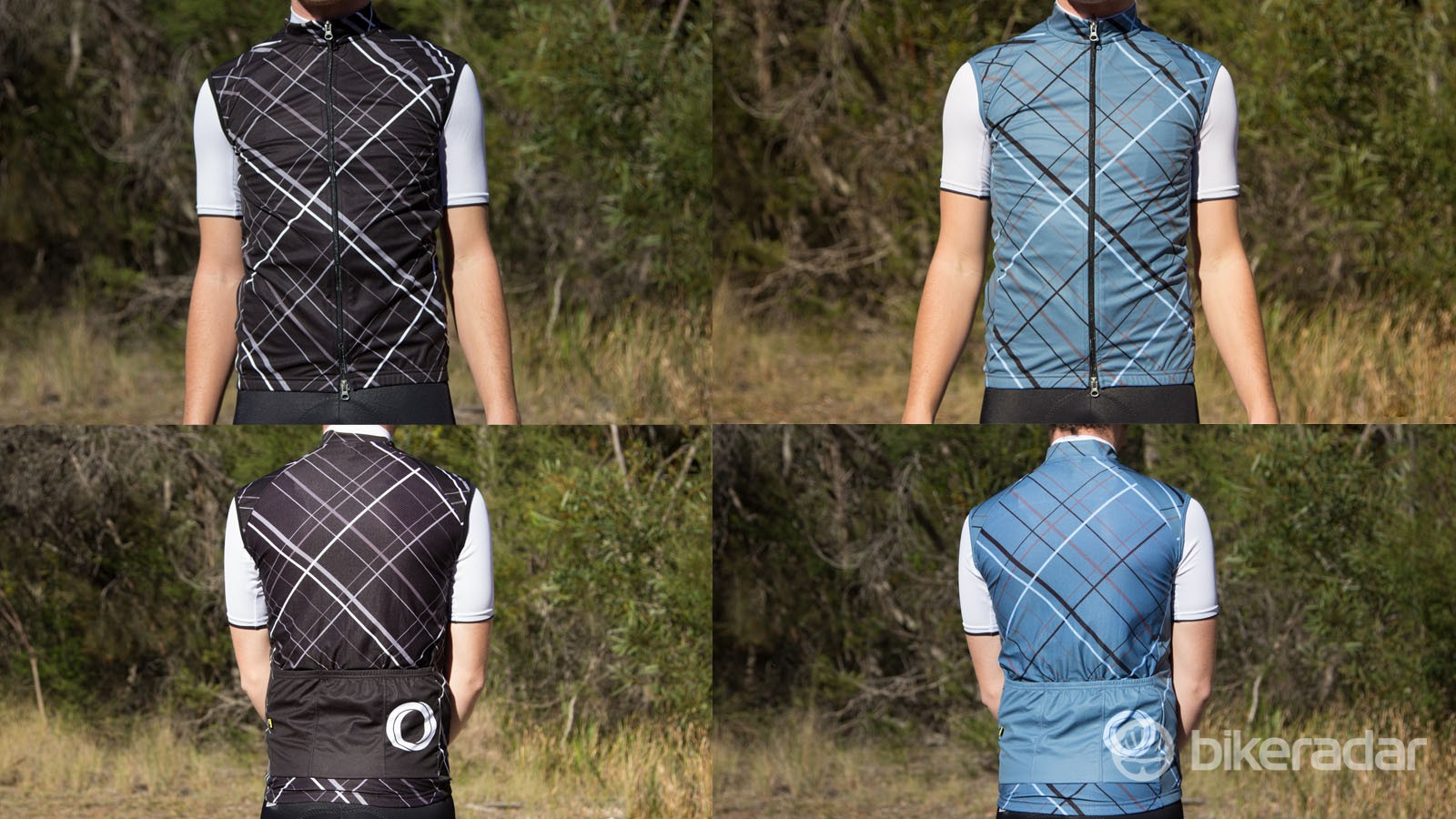 The Wind Cheater gilet got a makeover, but retains the same features