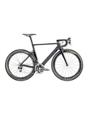 Canyon's go-faster flagship certainly looks fast and it's already won a top accolade from the Red Dot Euro design judges