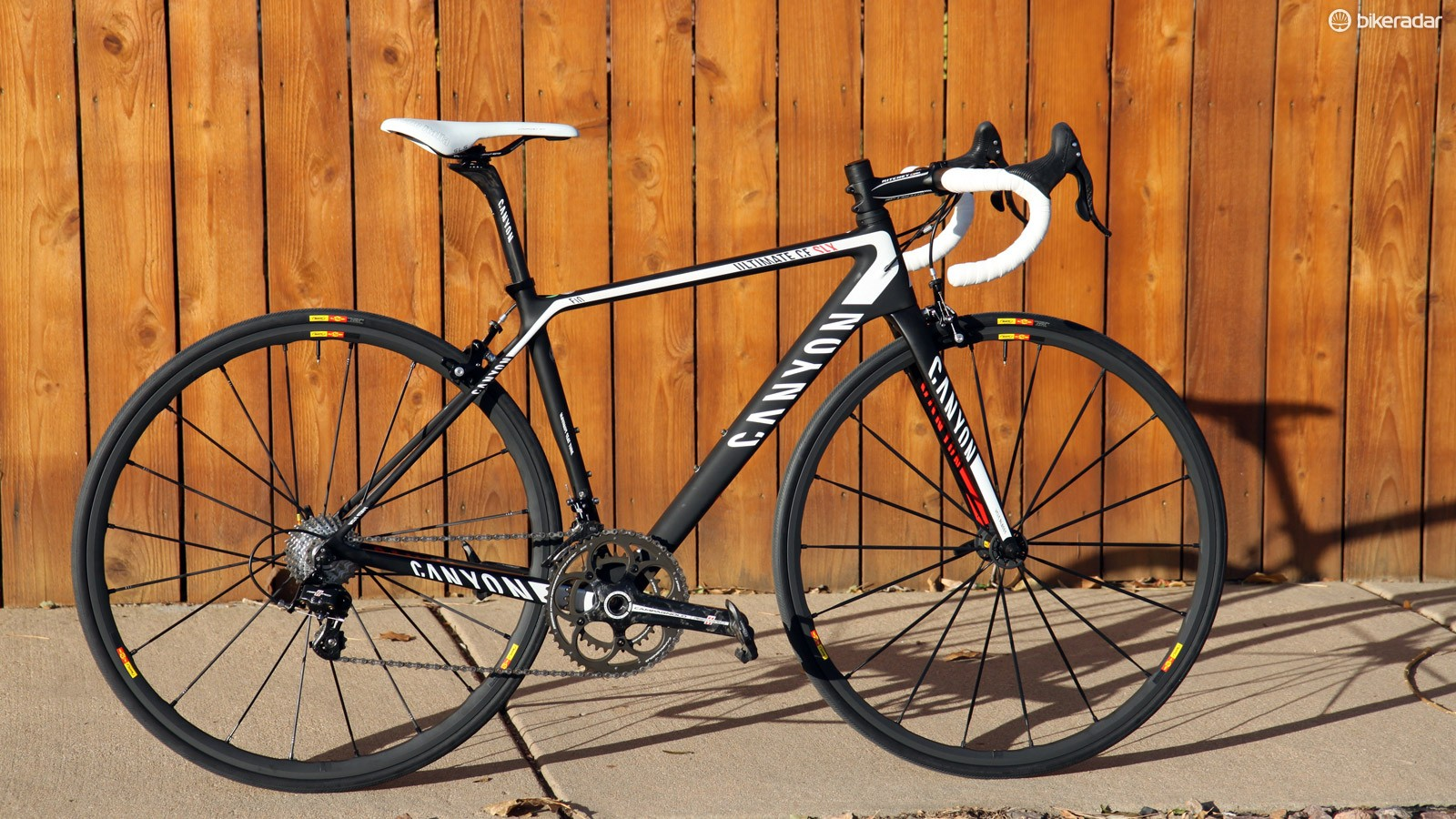 Canyon's latest Ultimate CF SLX 9.0 frame retains the outstanding stiffness, handling precision, and rear end comfort of its predecessor but now with front end comfort to match