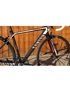 The frame is devoid of any aero shaping but its stiffness and ride characteristics are absolutely fantastic