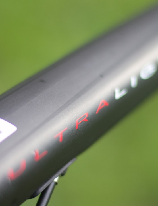 Our Australian Ultralight Dura-Ace Di2 weighed just 6.33kg (13.93lb)