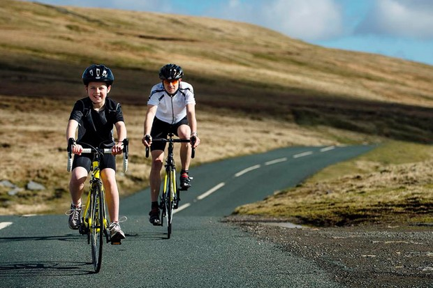 Halfords has reported a 7.9 percent increase in revenue for the first quarter of 2014, driven largely by cycling