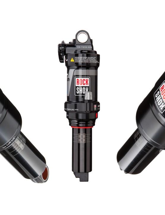RockShox is now offering a select few, specific, Specialized and Trek rear shocks aftermarket