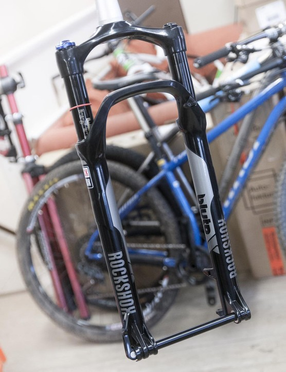 RockShox Bluto fat bike fork