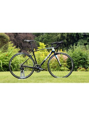 The Giant Defy 4 Compact is the second least expensive model in the range
