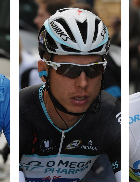 Lego helmets, bowling balls… call them what you will, but aero road helmets are a reality in the Tour de France peloton