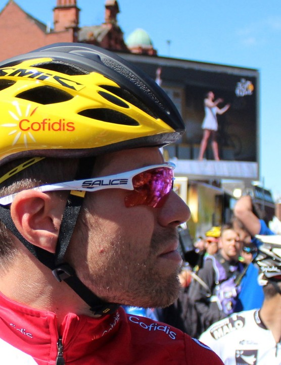 Mavic does not yet have an aero road helmet
