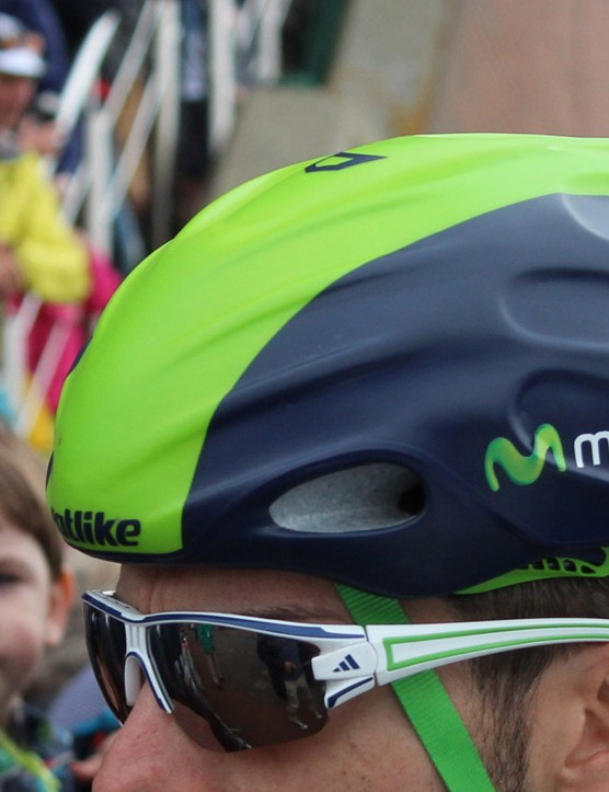 Movistar riders have the Catlike Mixino VD2.0