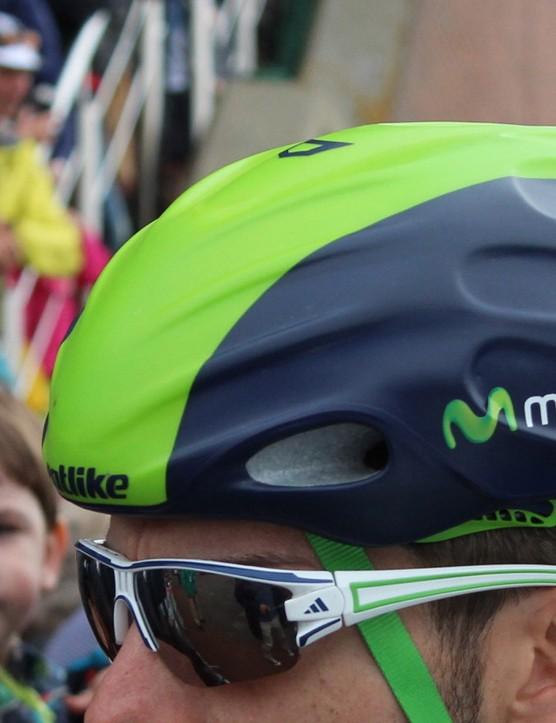 Movistar riders have the Catlike Mixino VD2.0