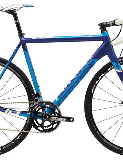 The CAAD10 Disc offers all the great features of the CAAD10 chassis, with the added control of hydraulic disc brakes