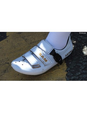 Sierra is a small French company that began making custom rollerblade boots in 1994 before moving into cycling