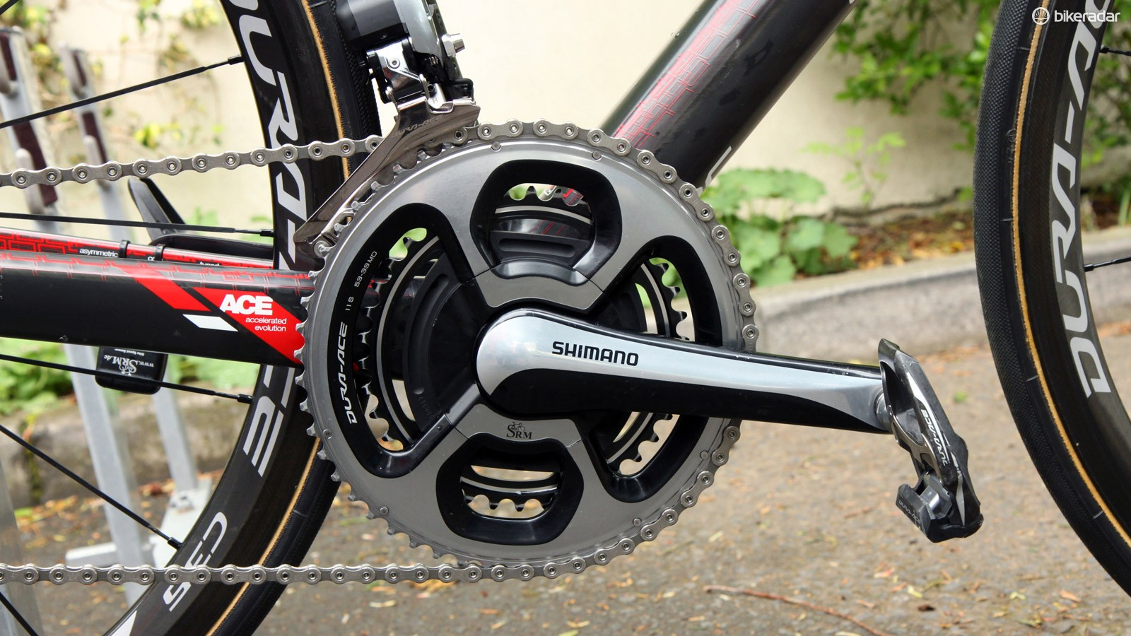 SRM power meters are ungodly expensive but that hasn't stopped countless riders (both amateur and professional) from purchasing them for themselves. 2013 was apparently SRM's best-ever year for sales, too