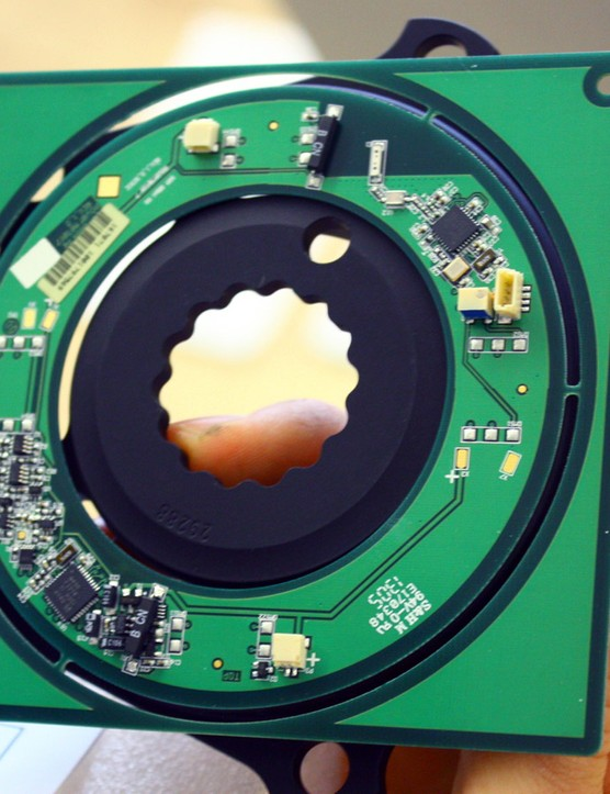Custom PCBs (printed circuit boards) are used in every power meter on the market. They might be terribly expensive if they were produced in huge quantities but the manufacturing volumes are actually quite low