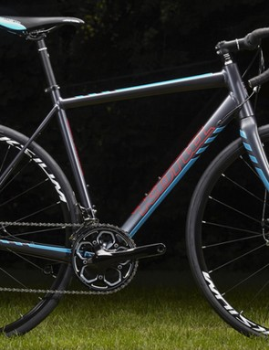 The Kona Esatto DDL 2015 will headline the new scandium alloy endurance road bike range