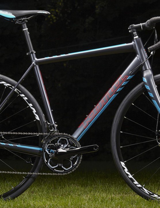 The Kona Esatto DDL 2015 will headline the new scandium alloy endurance road bike range