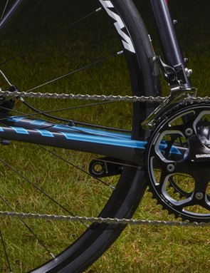 The Esatto DDL (Disc Deluxe) will feature a mix of Shimano Ultegra and 105 11-speed components