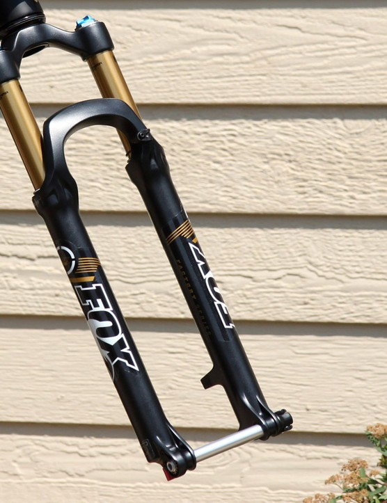 Fox's latest 32 Float 29 120 FIT CTD w/ Trail Adjust fork features a number of internal tweaks designed to improve mid-stroke performance and small-bump sensitivity