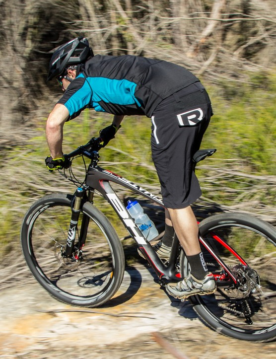 For a race bike, the BH Ultimate RC 27.5 is certainly fun to ride even when you're not in race-day Lycra