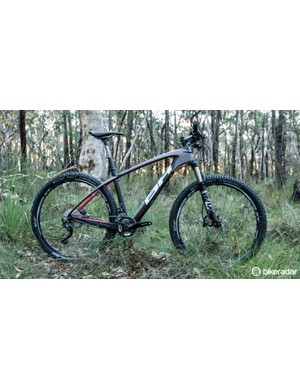 BH Ultimate RC 27.5 XT - potentially seriously fast, with a few component changes