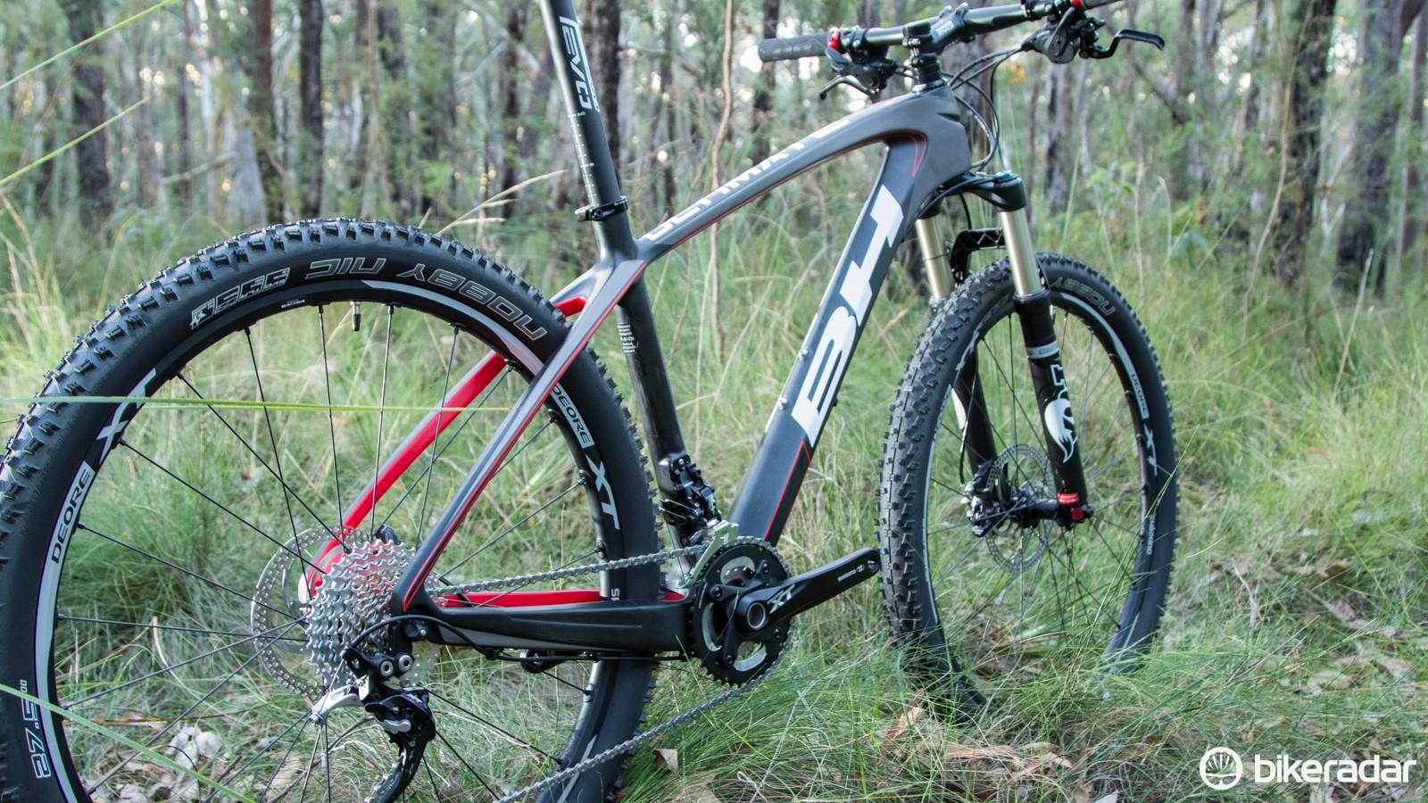 5b7509cda Bh Ultimate Rc 27 5 Xt Bikeradar. Ultimate Evo 9 Bh Bikes