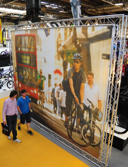 The Cycle Show 2014 takes place in September