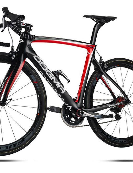 Pinarello will be showing its wares