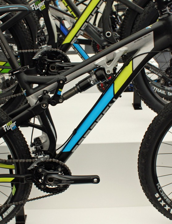 The £1,999 Saracen Kili Flyer 121