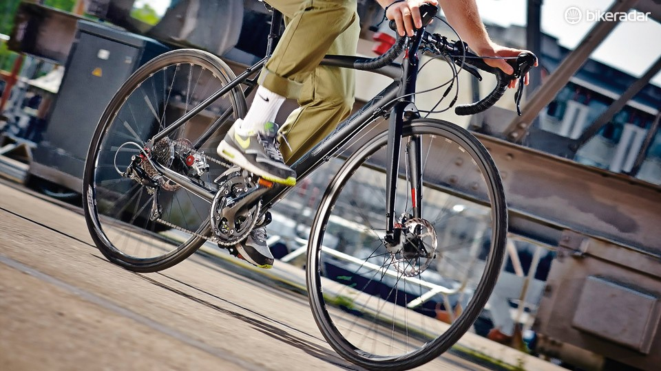 The Advance will make a highly competent all-weather commuter bike