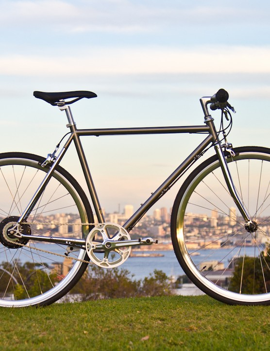 Chappelli NuVinci - Fixie style meets internal geared practicality