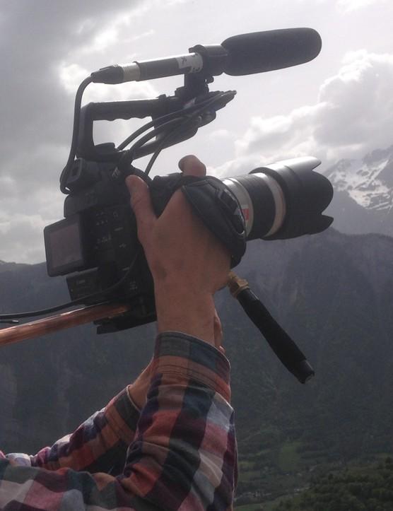 Paul Stevenson captures the spectacular views