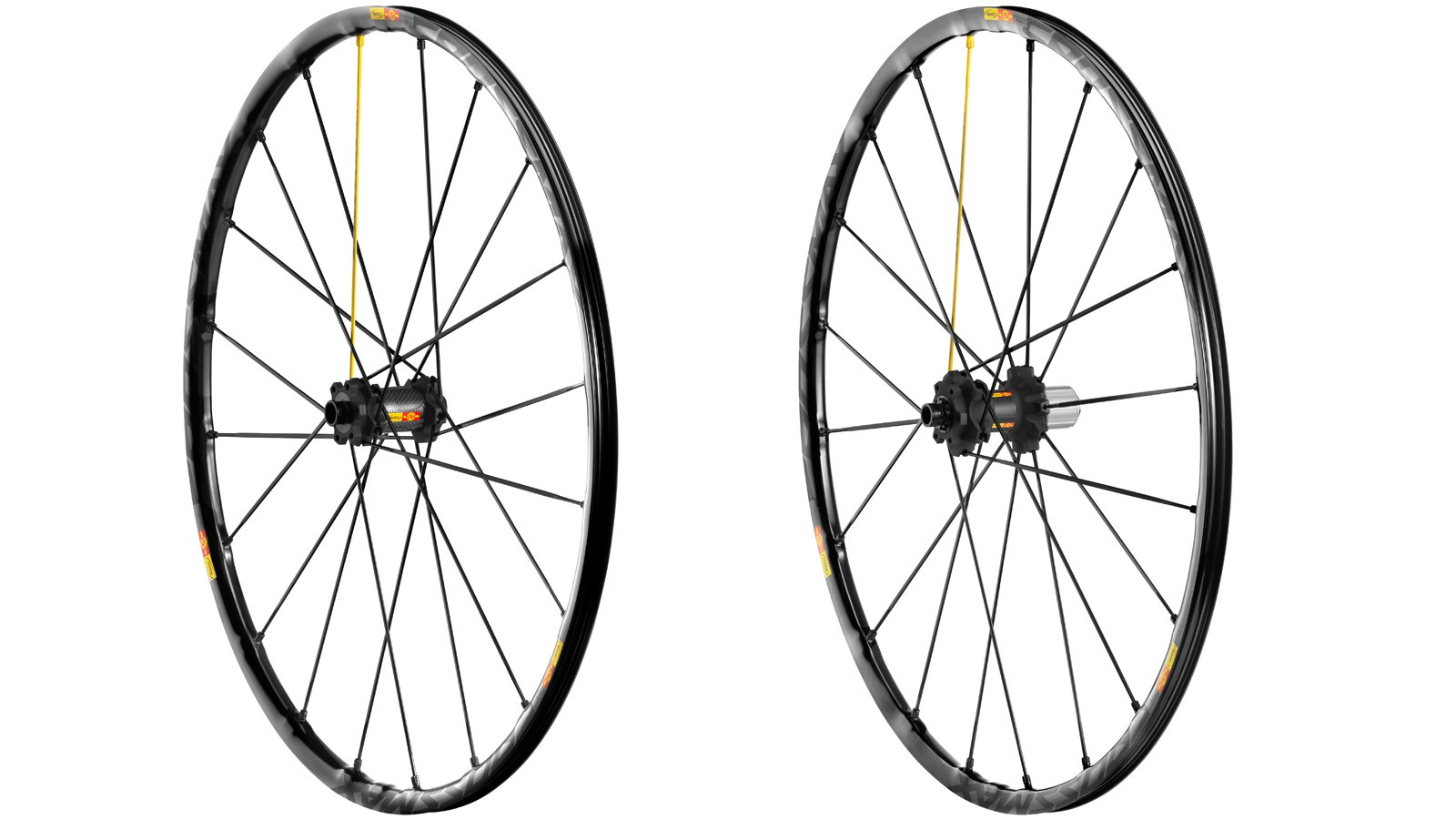 The redesigned Crossmax SL is the lightest mountain bike wheelset in Mavic's line