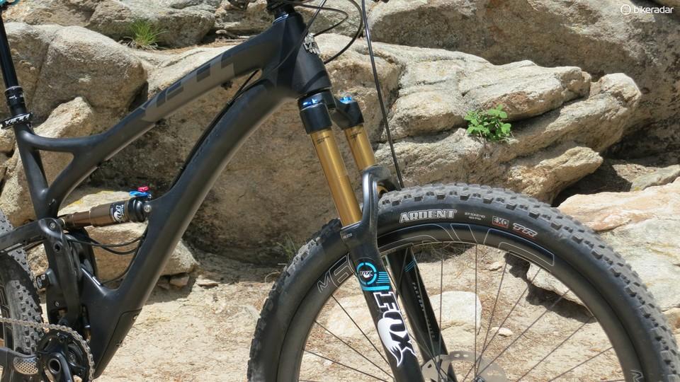 Yeti SB5c - BikeRadar
