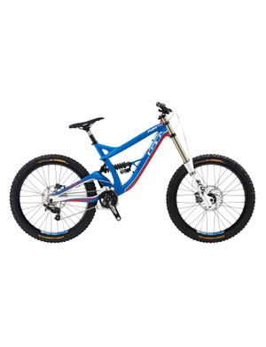 The recalled Fury Expert model is blue with red and white accents