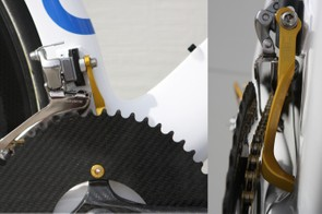 The original K-Edge was made for Kristin Armstrong's bid at the 2008 Olympic time trial. She won