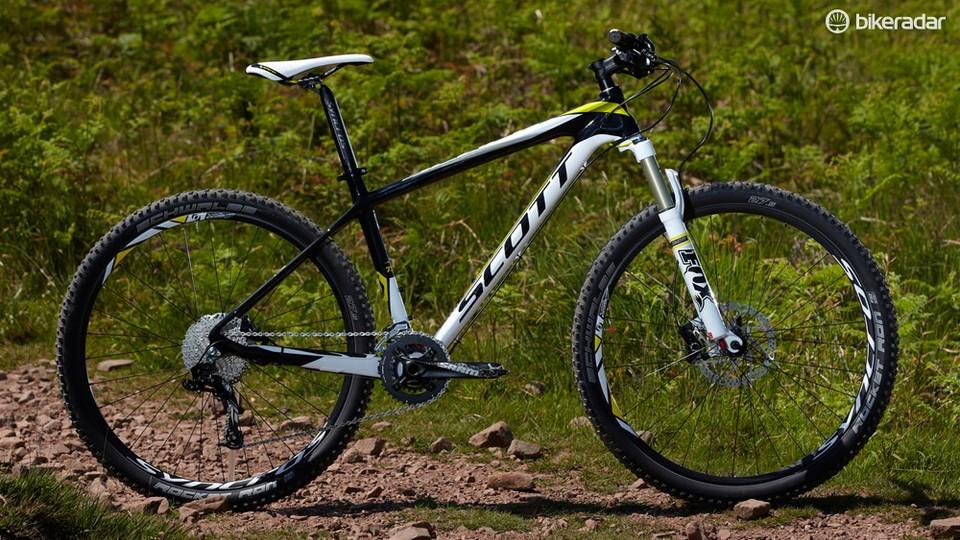 cb02b8b1a7f Scott Scale 730 - BikeRadar