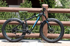 Scott will have its own fat bike option this season called Big Ed
